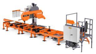 Scierie industrielle WM3500