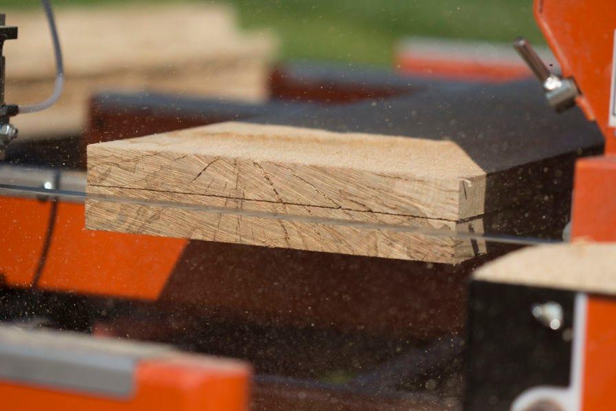 Wood-Mizer scierie lames