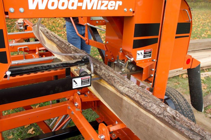 Wood-Mizer lames